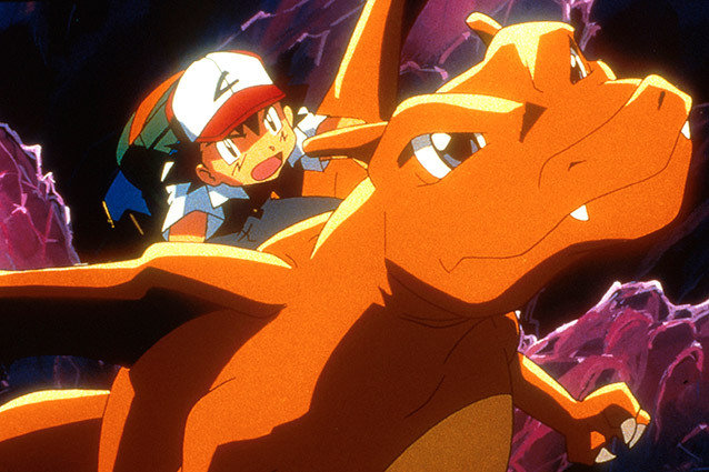 Charizard, Pokemon