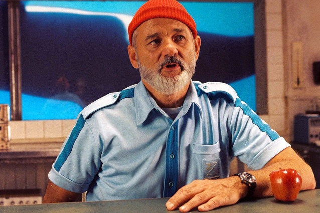 Bill Murray, Life Aquatic