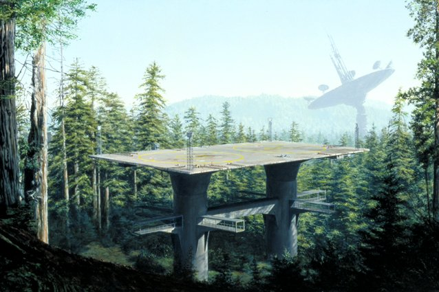 Endor, Star Wars