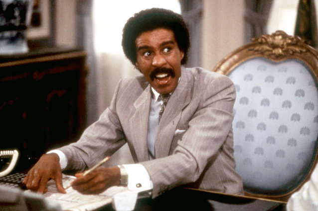 Richard Pryor, Brewster's Millions