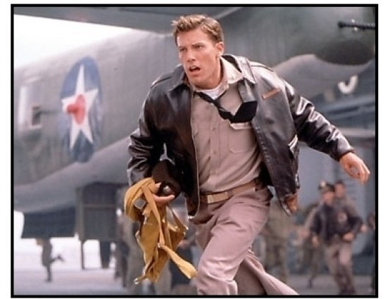 Pearl Harbor movie still: Ben Affleck