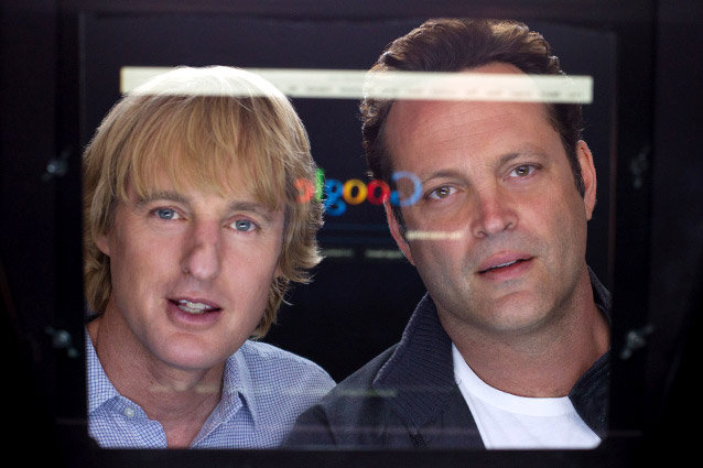 The Internship, Owen Wilson, Vince Vaughn