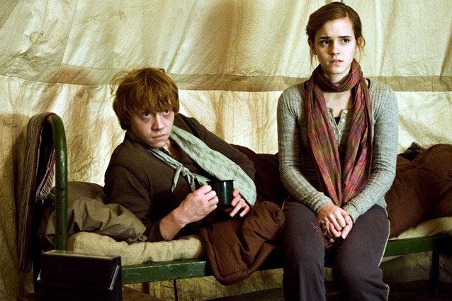 Emma Watson, Rupert Grint, Harry Potter