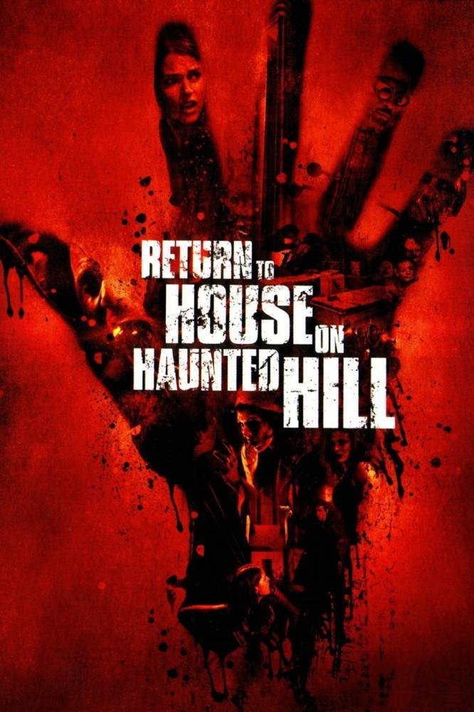 Return to the House on Haunted Hill