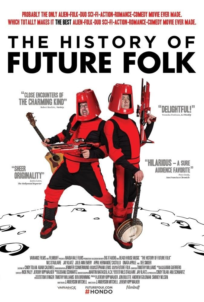 History of Future Folk